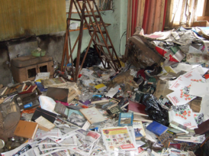 House Clearances can be a huge pain, consider getting a professional waste management and removal company.